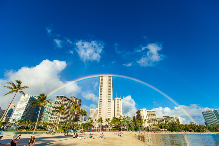 ハワイへ行って来ます👋😃