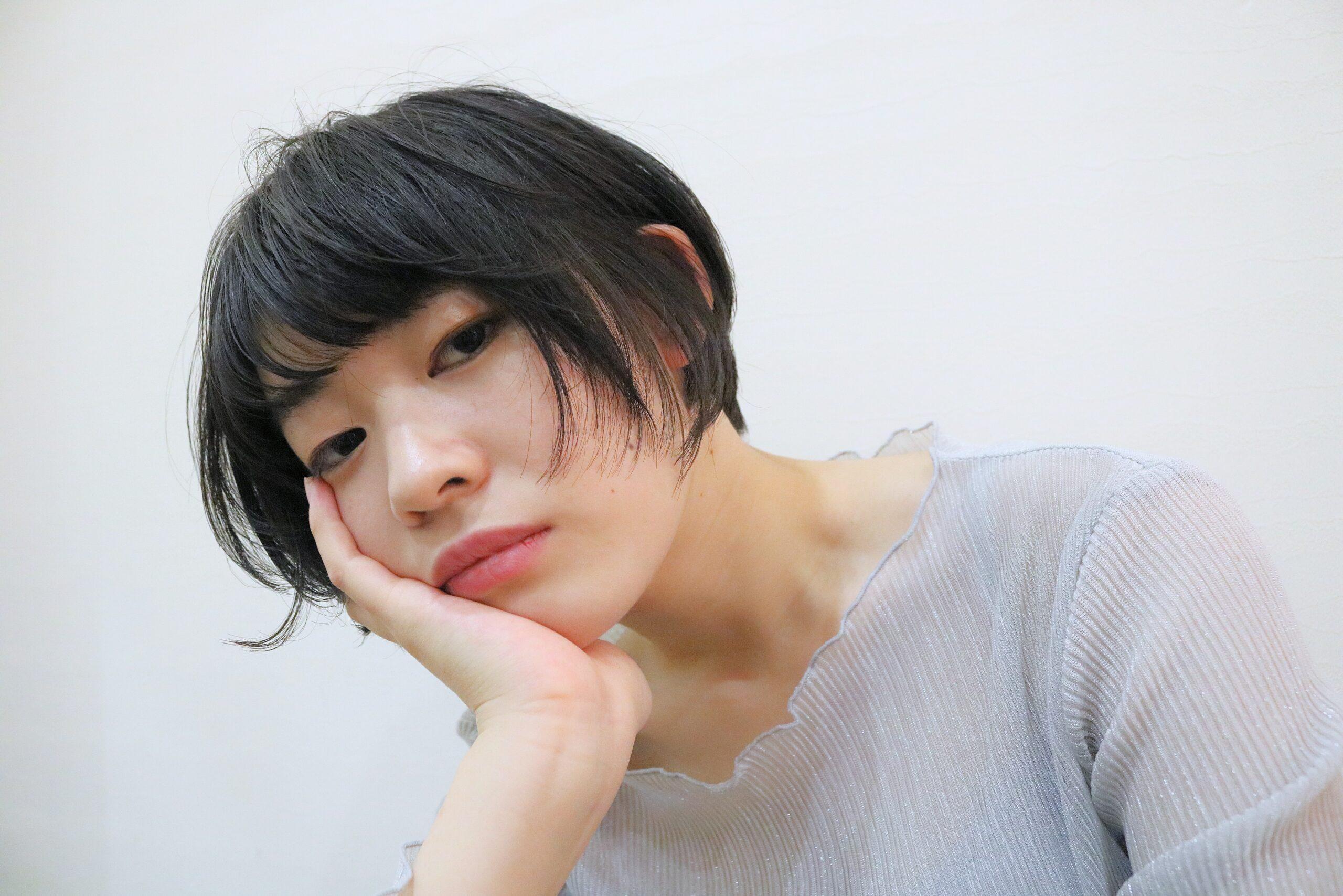 黒髪ショートボブ★
